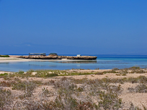 Djibouti, Maskali Island