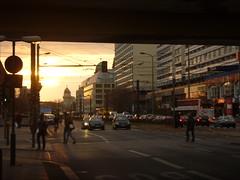 Berlin Zwielicht 01 (Demarmels) Tags: berlin evening abend twilight strasse dmmerung tobias zwielicht demarmels tobiasdemarmels tobiasdemarmels