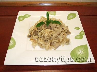 arroz-con-hongos