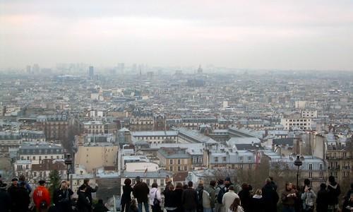 Vue de Monmartre
