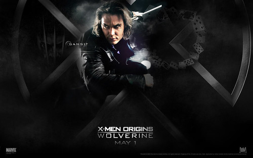gambit x men origins. Gambit in quot;X-Men Origins: