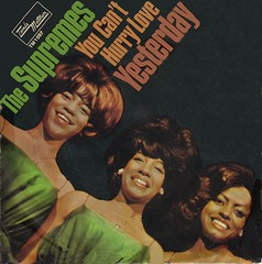 Supremes, The - You Can't Hurry Love - D - 1966