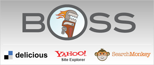 Yahoo! Search Boss tools of the trade