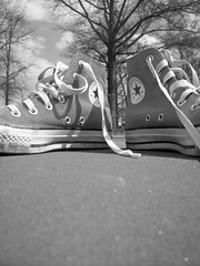 353 (BREananicOLE) Tags: shoes converse hightops kicks allstar chucks chucktaylors allstars