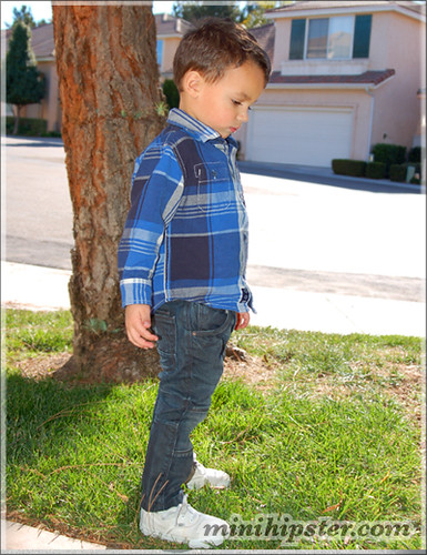 Ethan. MiniHipster.com - children's childrens clothing trends, kids street fashion, kidswear lookbook