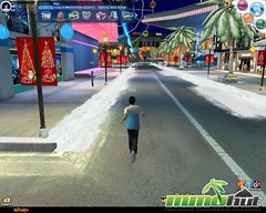 5street roads (MMOHut) Tags: music game dancing snail mmo 5street