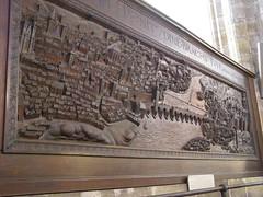 Paskorzeba (magro_kr) Tags: wood sculpture art church prague cathedral praha praga relief czechrepublic katedra kosciol koci rzeba czechy drewno rzezba paskorzeba sztuka plaskorzezba eskrebublika