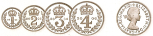 2006 Maundy coins