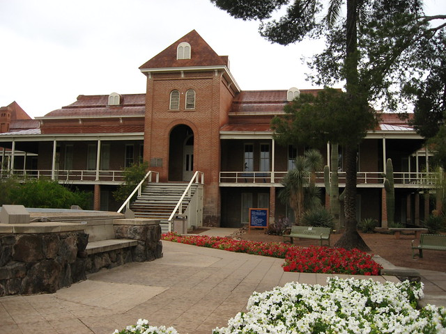 Old Main, University of Arizona 2