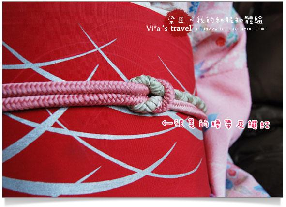 【京都賞櫻旅】京都旅遊~高台寺染匠和服體驗篇高台寺染匠和服體驗21