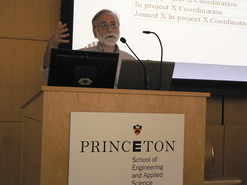 Princeton: Studying Society in a Digital World