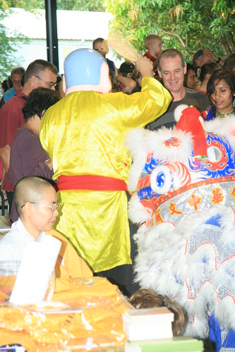 Chung Wah Dragon and Lion Dancers