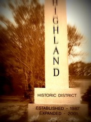 Highland Historic District
