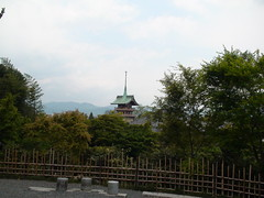 View from Kodaiji Temple, Kyoto