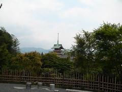 View from Kodaiji Temple, Kyoto