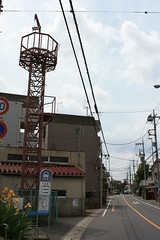 上新倉の火の見櫓(和光市)