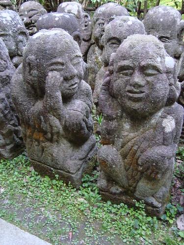 Otagi nenbutsuji (愛宕念仏寺)