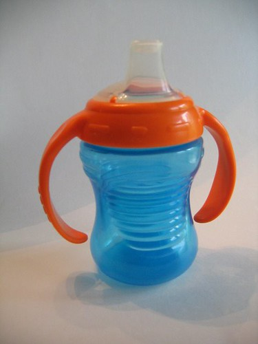 Munchkin brand sippy cup