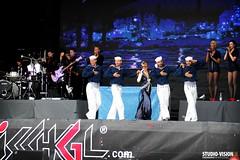 Top of the mountain Concert 2009 (ASL Travel) Tags: ischgl kylieminogue topofthemountainconcert asltravel
