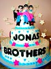 SWEET SUGAR - By Michelle Lanza - BROTHERS (SWEET SUGAR By Michelle Lanza) Tags: azul brothers rosa estrelas bolo jonas oficial decorado