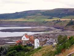robin hoods bay (bLaCkBeRrY jAm) Tags: beach seaside yorkshire cliffs robinhoodsbay yahoo:yourpictures=landscape
