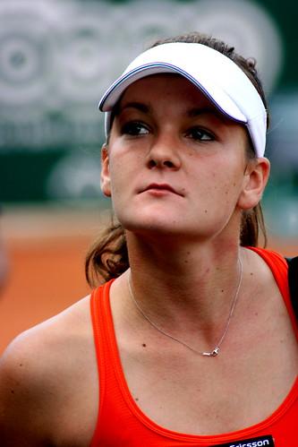 Internazionali d'Italia 2009 - Agnieszka Radwanska