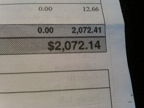 The source of our AT&T frustration. $2K? Really!?