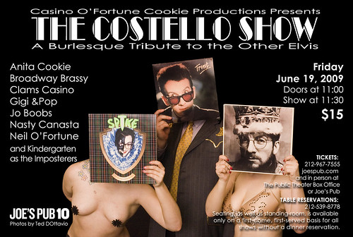 The Costello Show!