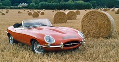 Jaguar E-type s1 convertible