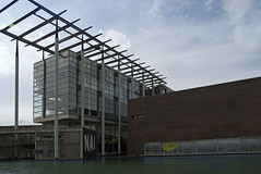 The Netherlands Architecture Institute I (Bart van Damme) Tags: netherlands architecture clouds rotterdam architects greysky jocoenen netherlandsarchitectureinstitute nairotterdam bartvandamme bartvandammephotography bartvandammefotografie emailbagtvandammegmailcom