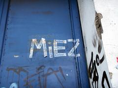 Streetart in Kln/Cologne 2006 (kami68k [-allover-]) Tags: street streetart art cologne kln 2006 miez
