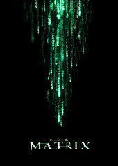 The Matrix Movie Poster (TheMadmind) Tags: black green classic film rain matrix photoshop movie poster design code glow letters falling beginning future scifi movies effect cyberpunk reeves thematrix agentsmith wachowski keanureeves scienefiction alternativeposter