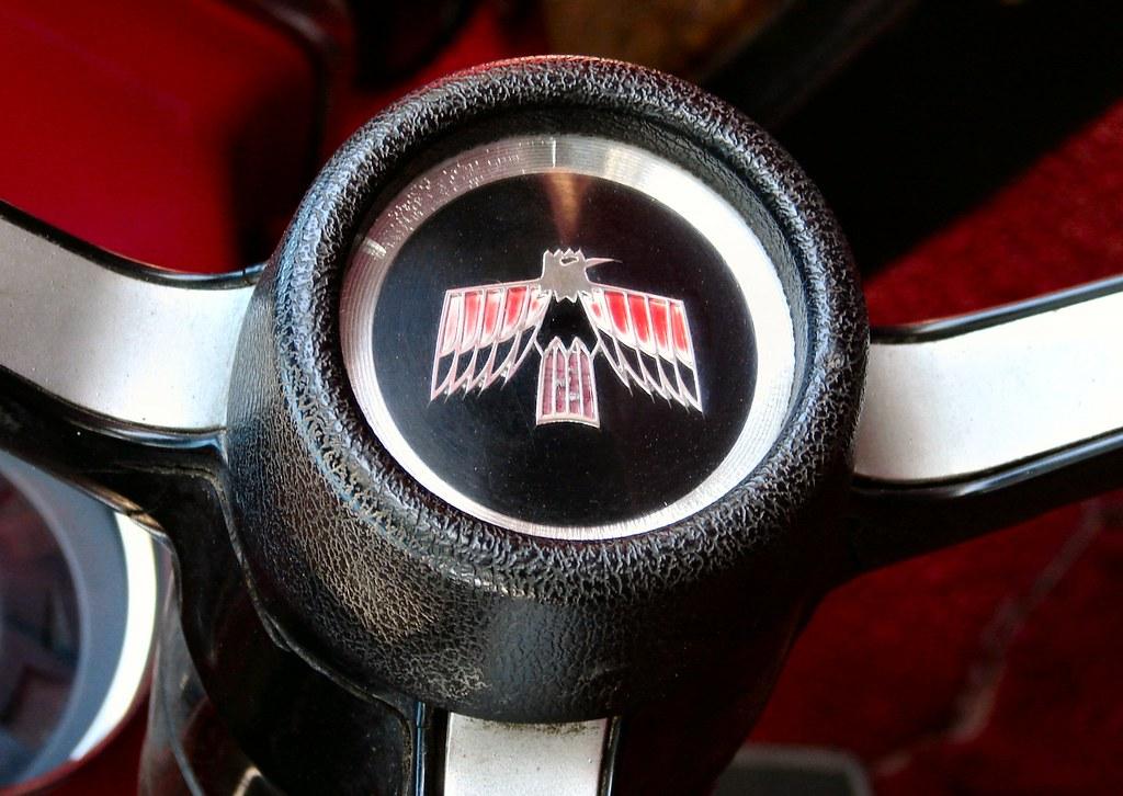Firebird Steering Wheel