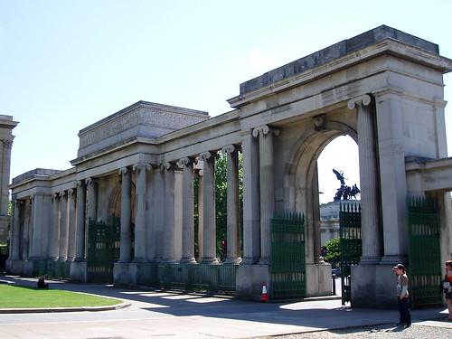 Hyde Park Corner Gate