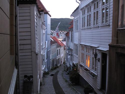 Smau near Klosteret, Bergen