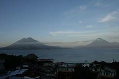 Volcanoes In The Morning