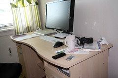 My old desk (before)