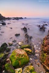 Rocks sunrise (SergioTudela) Tags: longexposure sea beach water sergio rock stone sunrise mar andalucía agua nikon tokina1224 playa tokina amanecer lee málaga piedra largaexposición torrequebrada d80 leefilter nikond80 sergiotudela sergiotrnet lee09nd leetwilight