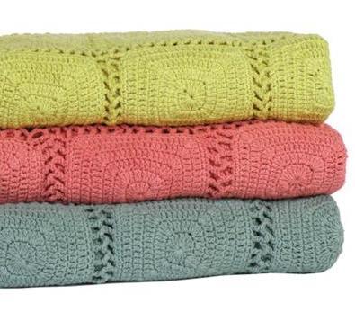 crochet throw fcl