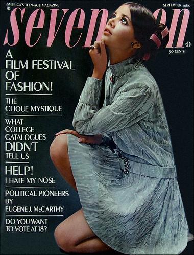 Vintage dutch seventeen magazine remarkable, this