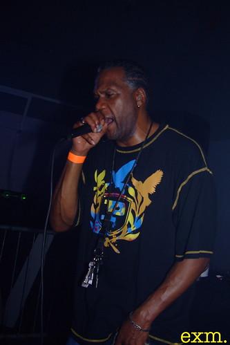 Apparition, MC Spyda