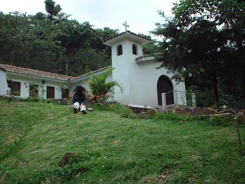 Los Amates El Salvador Church