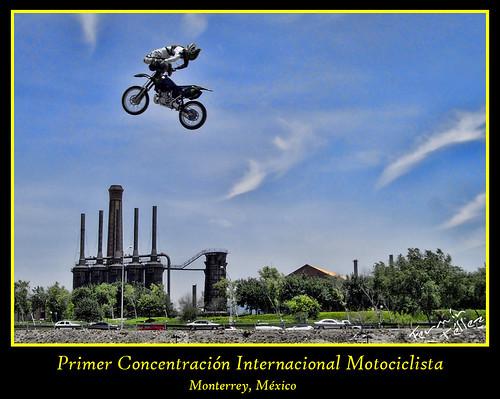 1er Concentración de Motociclistas