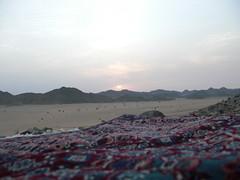 best time , nice view (shine_on) Tags: sunset desert offroad 4x4 dunes toyota jeddah suv fj landcruiser saudiarabia cruiser  fjcruiser