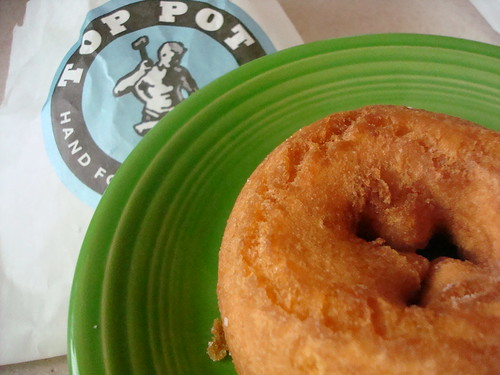 Top Pot Doughnut