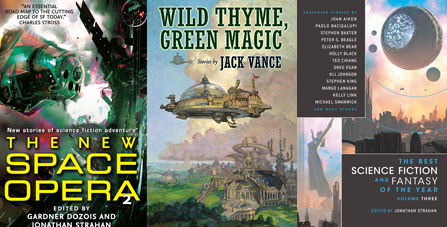 The New Space Opera 2 | Wild Thyme, Green Magic | The Best Science Fiction and Fantasy of the Year: Volume 3