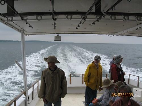 WVC - Rebuilding Poplar Island (MD)