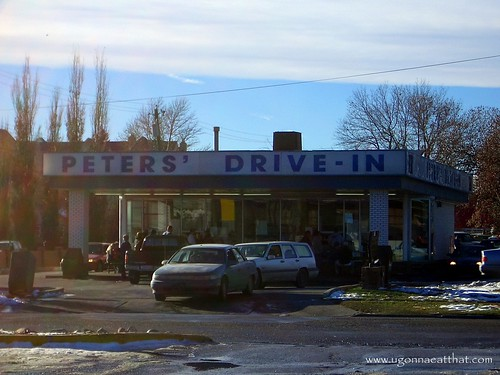Peters' Drive-In, Calgary