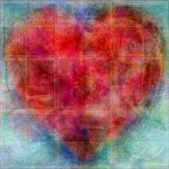 Hearts (Explored!) (qthomasbower) Tags: diamonds hearts cards suits mashup valentine deck valentines clubs visual valentinesday spades playingcards superimposed deckofcards blends happyvalentinesday fulldeck visualmashups