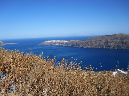 The Road To Oia